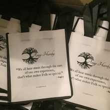 Ange Hardy Tote Bags