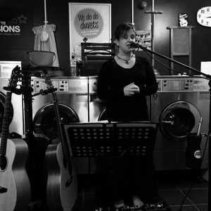 A sold out 'Old Cinema Launderette' session