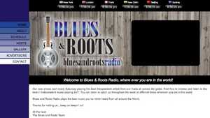 Blues and Roots Radio Station