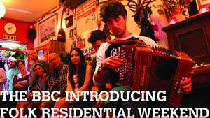 The BBC Introducing Folk Residential Special Radio Programme