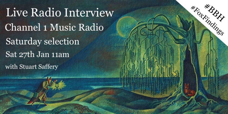 RADIO : Live Interview - Channel 1 Music Radio, Saturday Selection